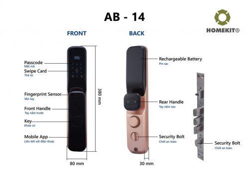 HomeKit AB-14
