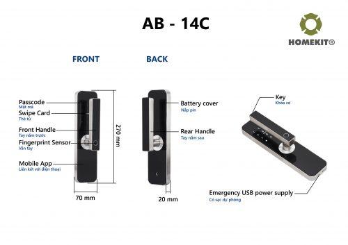 HomeKit AB-14C