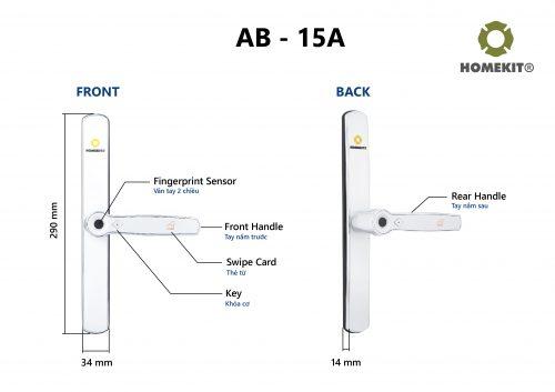 HomeKit AB-15A