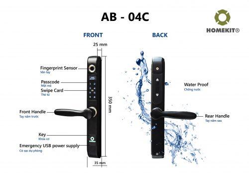 HomeKit AB-04C