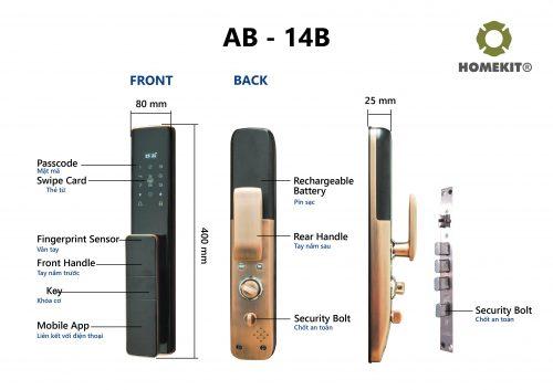 HomeKit AB-14B