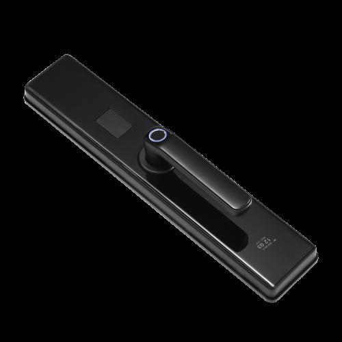 Khoá HomeKit AB-07E khóa vân tay chuyên lắp cho cửa gỗ 4 tính năng và với 5 chốt khóa